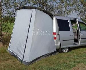 reimo trapez tailgate tent awning for vw caddy berlingo. Black Bedroom Furniture Sets. Home Design Ideas