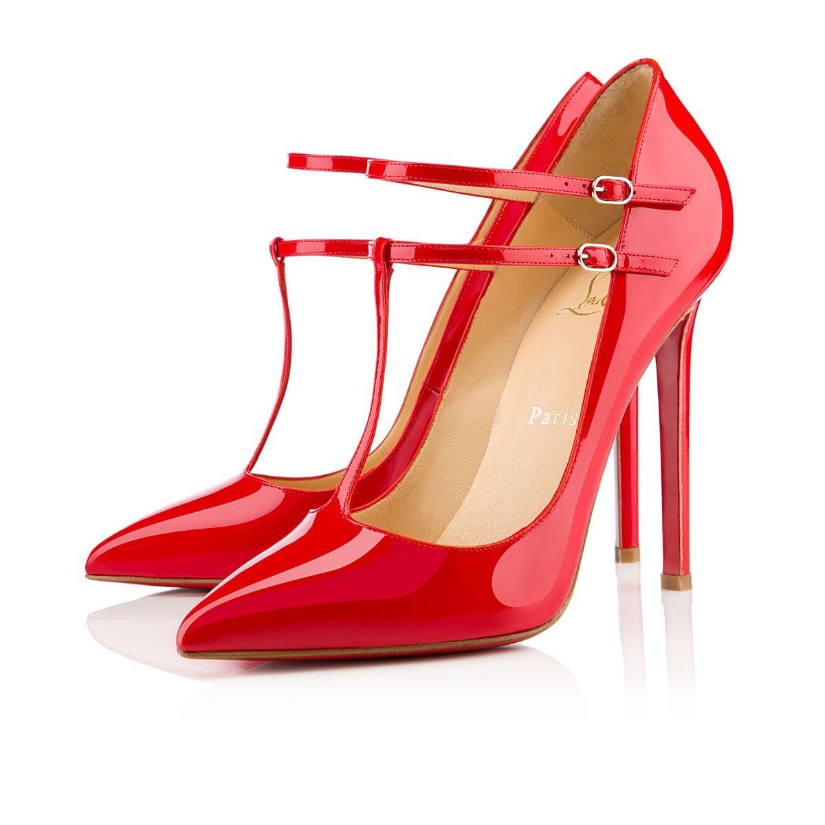Contro la violenza sulle donne, scarpe rosse, belle, con anche la suola rossa.