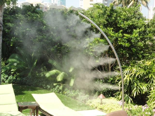 liquid shade resort outdoor misting