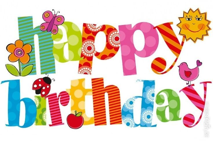 Card Making Happy Birthday 2015 10 06 Happy Birthday Clip Art Happy Birthday Clip Happy Birthday Greetings