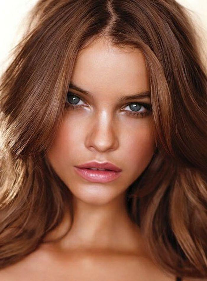 Couleur des cheveux par couleur de peau