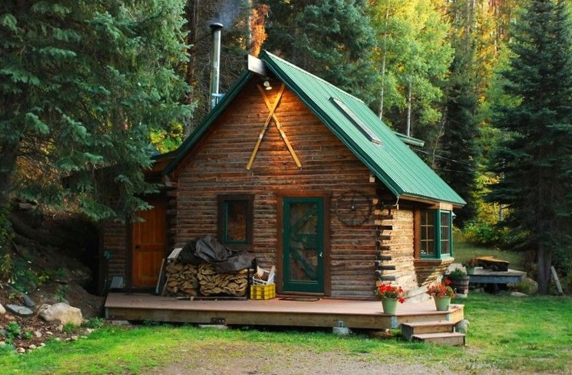 Steamboat Cozy Romantic Cabin In The Woods 1 Mile To Vrbo Romantic Cabin Cabins In The Woods Steamboat Springs