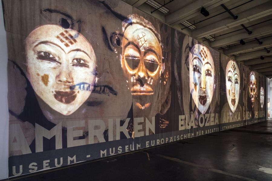 Documenta 14 Kassel Neue Neue Galerie Kassel Art Art Projects