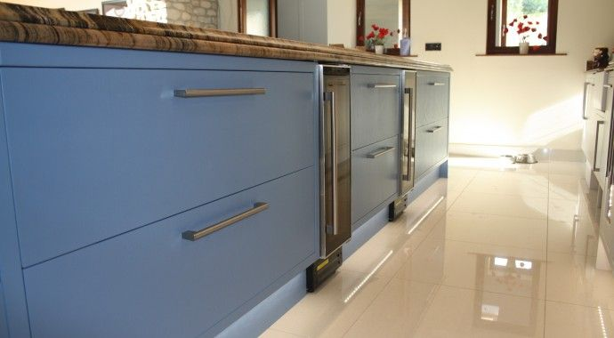Best Farrow And Ball Cooks Blue Kitchen Google Search 400 x 300
