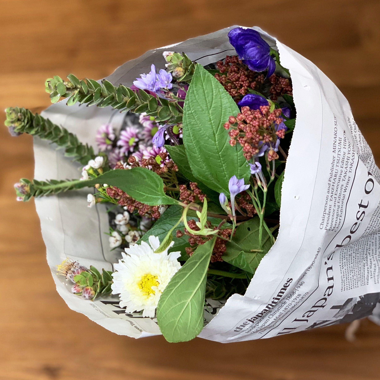 サブスク お花 の