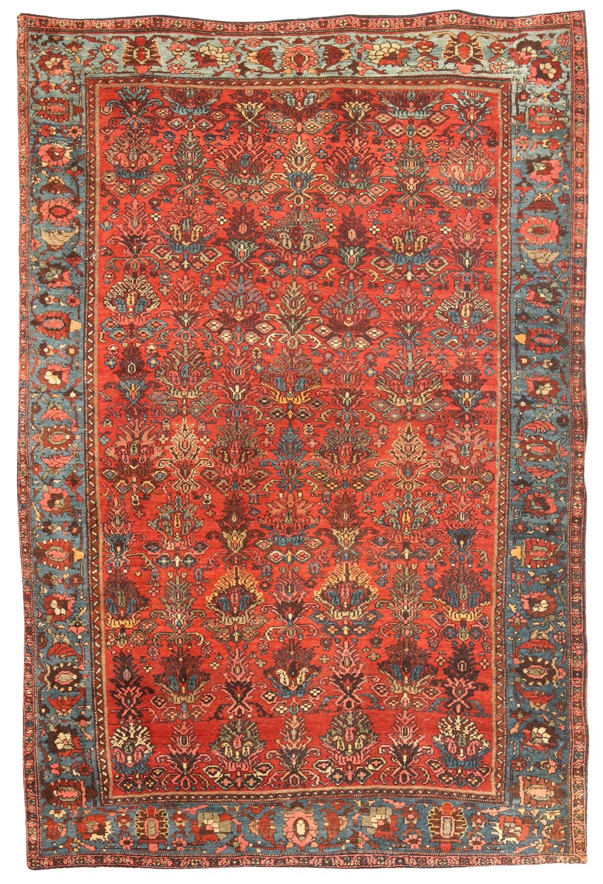 Antique Bidjar Rug 21795 Rugs On Carpet Asian Rugs Rugs