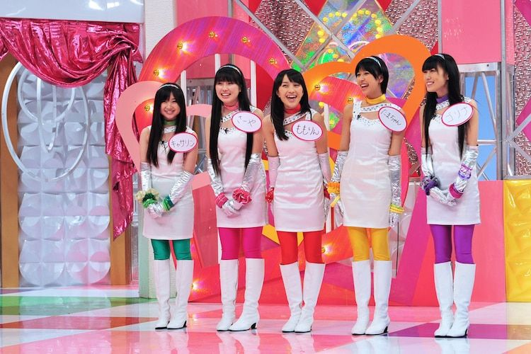 アイドルとして完成するため3つの試練に挑むufi C テレビ東京 画像ギャラリー 2 14 音楽ナタリー 2020 ももいろクローバーz ナタリー 音楽
