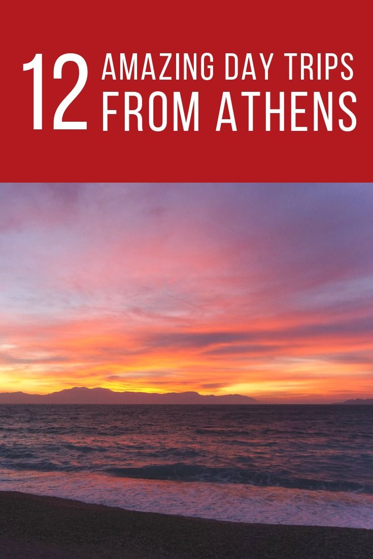 Greece Attractions: Incredible Day Trips From Athens #visitgreece