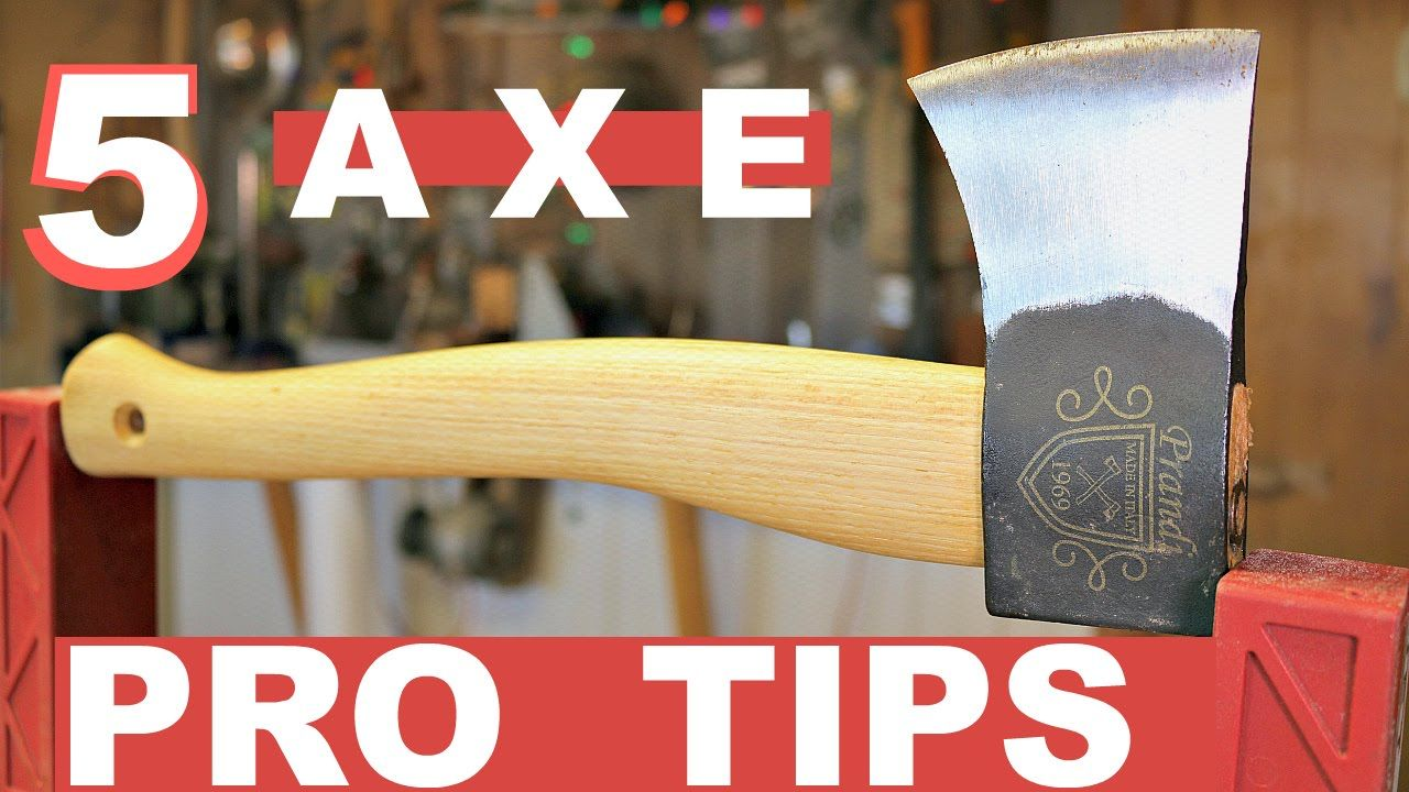 5 simple axe upgrades youtube axe off grid living