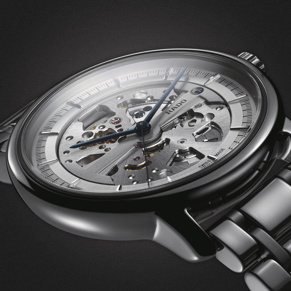Rado For Him Diamaster Skeleton Automatic Limited Edition R14132122 Rado Watches Heinrichsjewellery Uhren