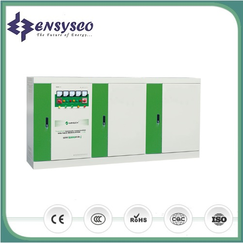 1000 Kva Voltage Stabilizer Noise Levels Stability Control System