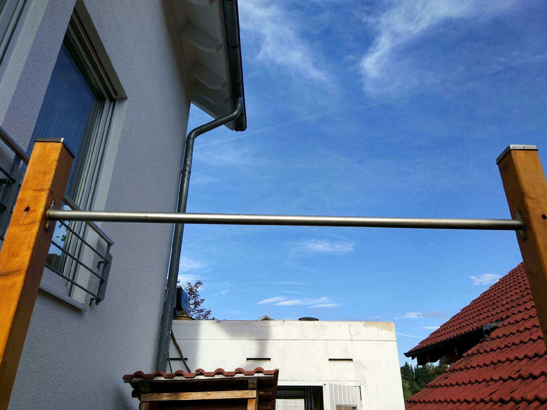 Bevorzugt Klimmzugstange bauen Bauanleitung zum selber bauen | Best of 1-2 MK27
