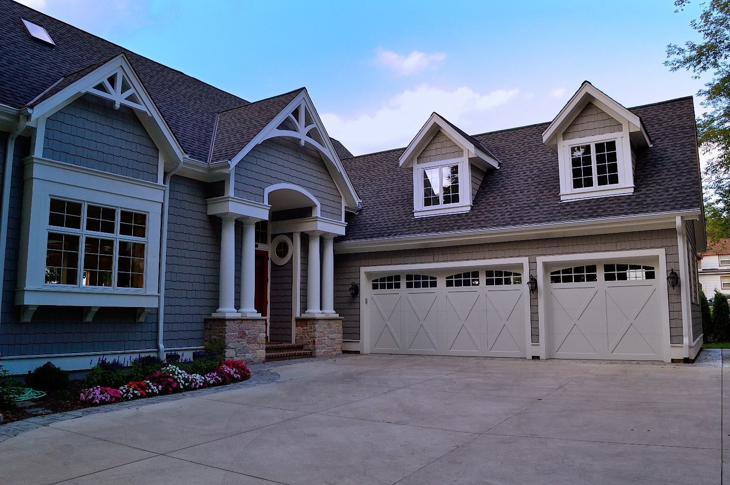 Carriage House Garage Doors By CHI Overhead