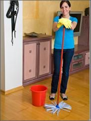"""Go Green: #HouseCleaners Here is a thought: do you wear gloves when you clean your bathroom or any other room in your home or office? If you answer yes, then you may want to rethink the types of products you are using and turn to green house cleaning. Gloves may keep cleaning chemicals away from your bare hands, but they are not keeping the volatile organic compounds or """"offgas"""" out of the residence or building.  http://www.ubminy.com/albany-maid-service-go-green"""