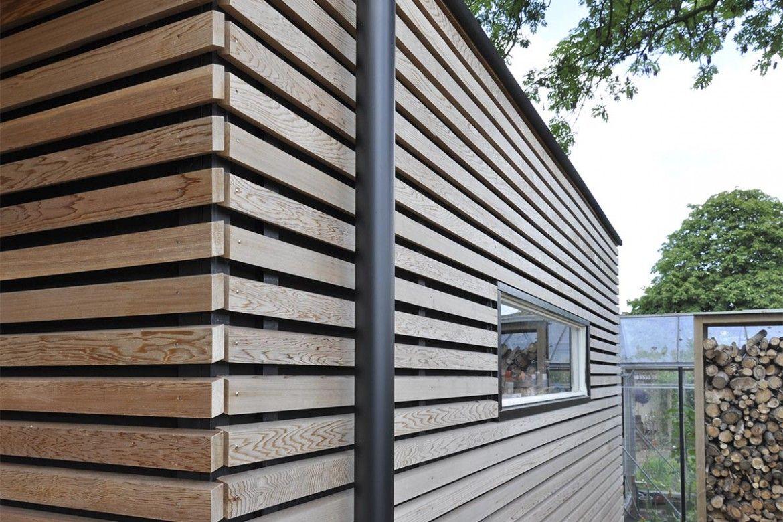 Strakke lijnen kenmerken dit bijgebouw in overasselt projecten om te proberen pinterest - Kantoor lijnen ...