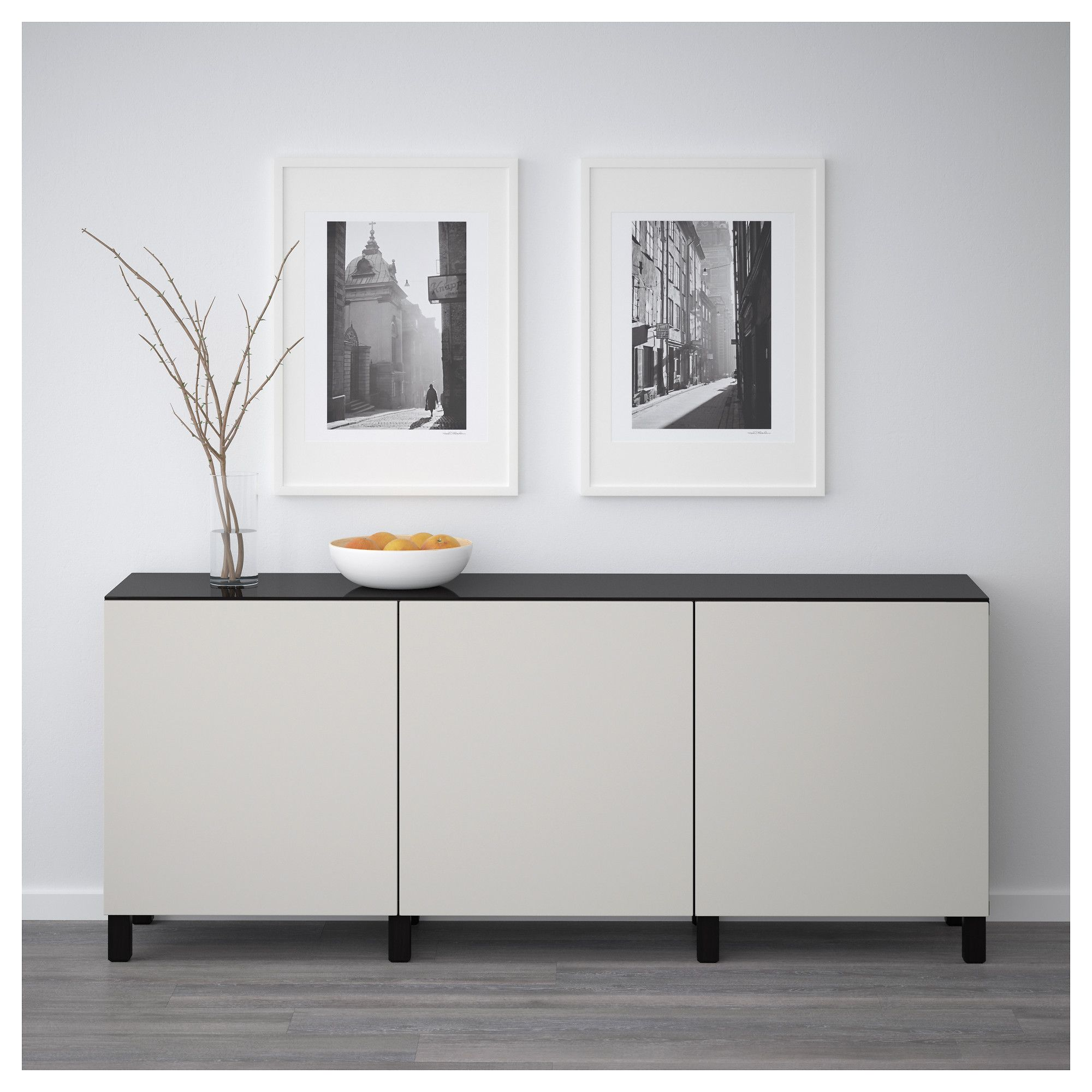 Small Sideboard Ikea Hacks