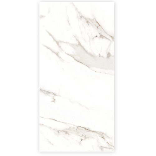 Carrara White Marble Effect Porcelain Wall Floor Tiles Bathrooms