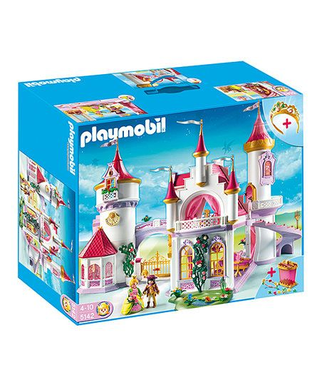 PLAYMOBIL Princess Fantasy Castle Toy Set | zulily | gift ideas ...