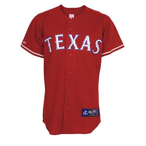 more photos 26389 f3f36 Texas Rangers Replica Alternate 1 Jersey   Real Fans Wear ...