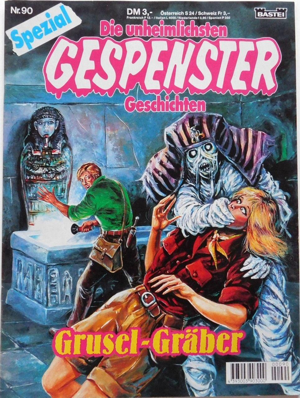 Gespenster Geschichten Spezial #90 - Grusel-Graber