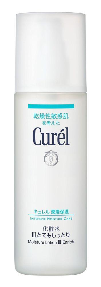 Curel Lotion 3 Rich 150ml Japan