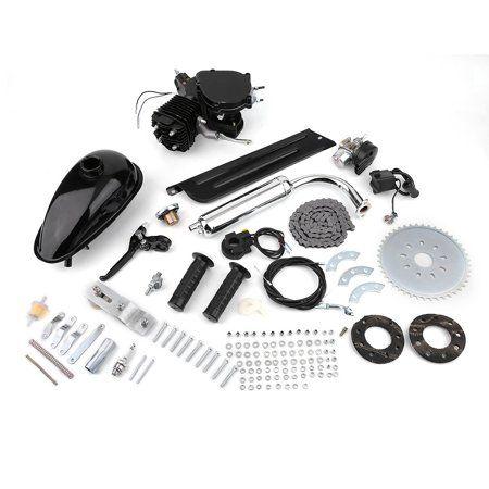 50cc 2 Stroke Cycle Motor Engine Kit Motorized Bike Petrol