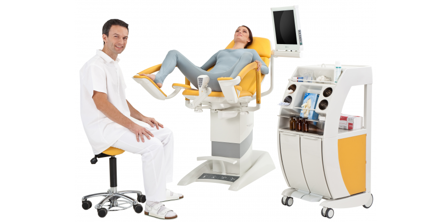 Gracie Gynaecological workplace image 1 red dot 21