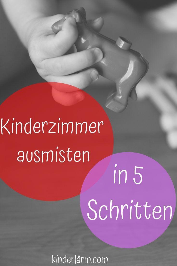Kinderzimmer aufräumen mit System Kinder zimmer