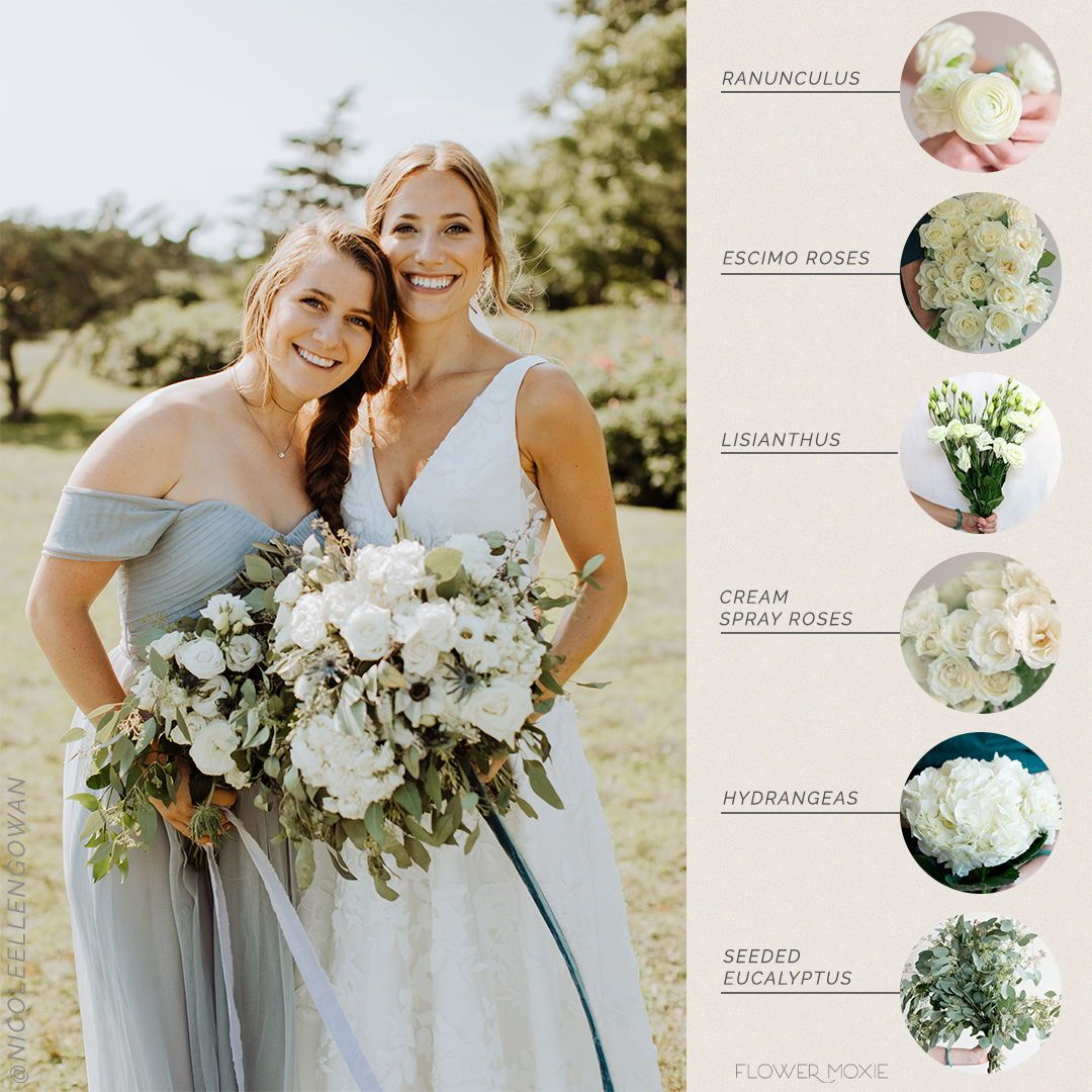 Wholesale Wedding Flower Packages: Get Inspired By Our Wedding