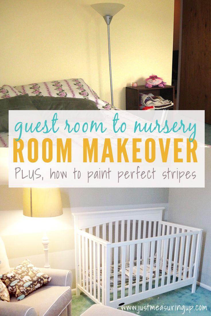 DIY Nursery Ideas - Planning, Painting, Furnishing a Nursery ...