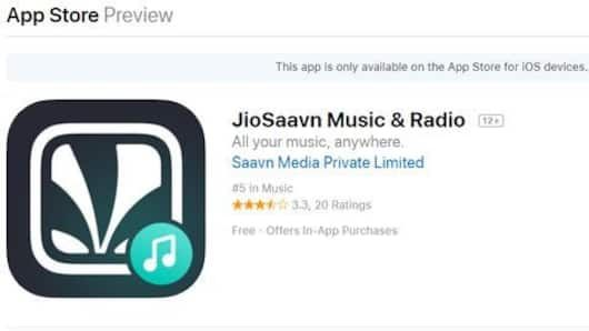 Saavn rebrands as JioSaavn, offers free 90days Pro access