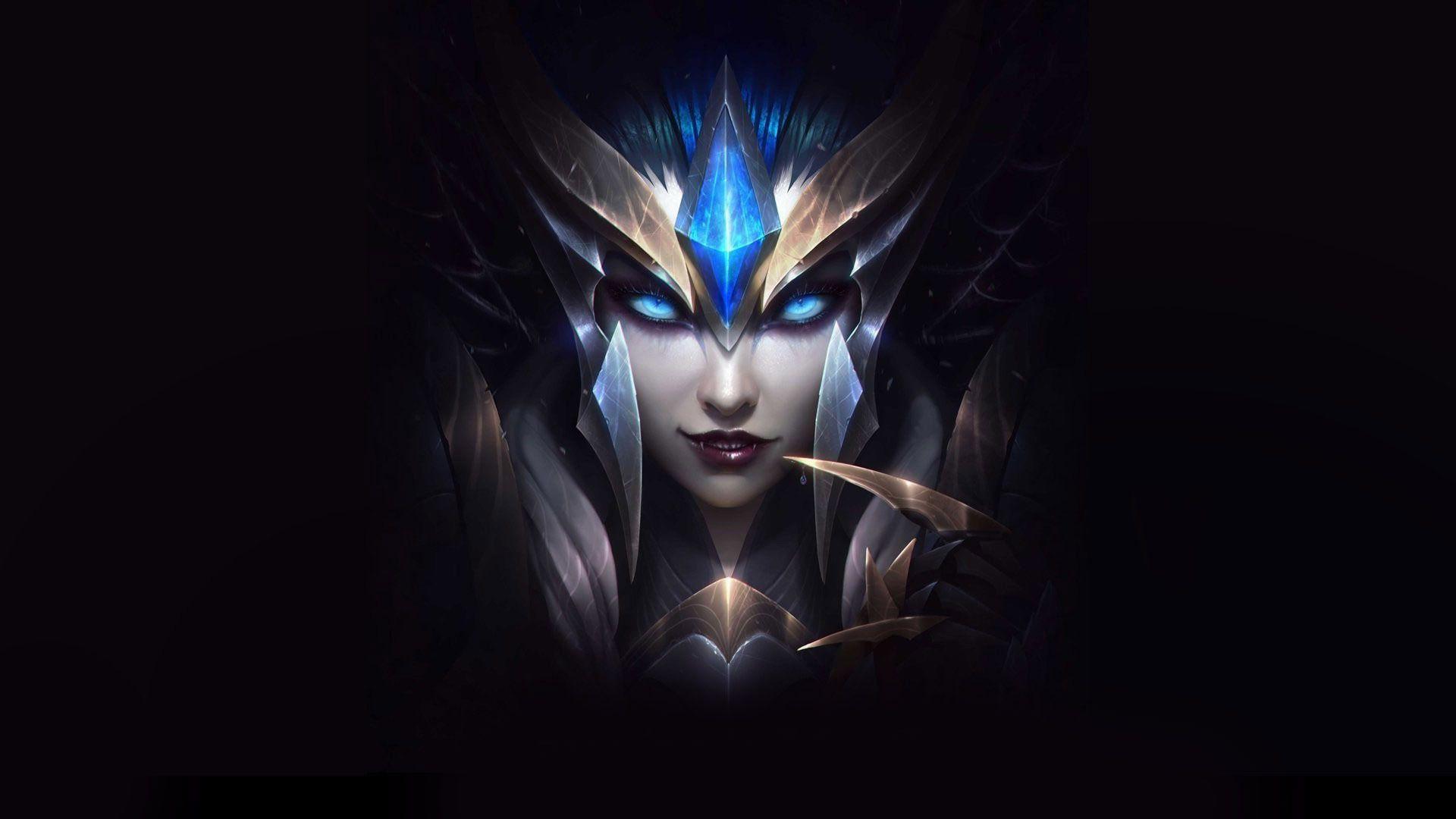 Elise League Of Legends Wallpaper League Of Legends Mobile Legend Wallpaper Character Wallpaper