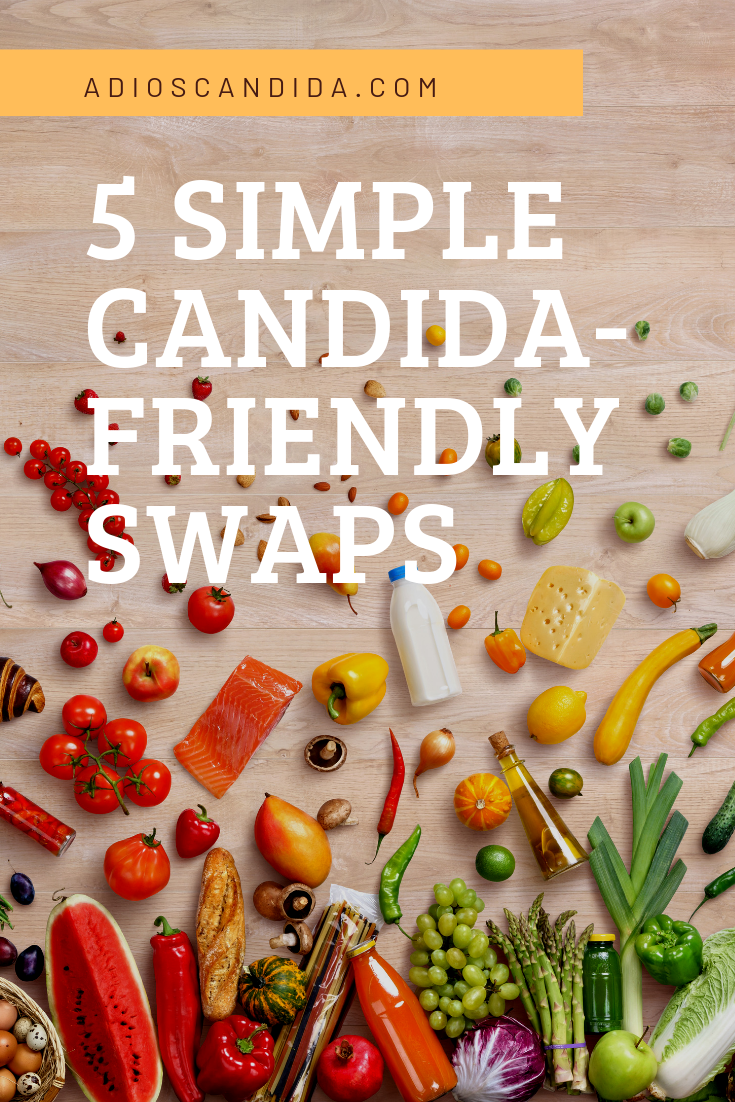 can i drink milk on candida diet