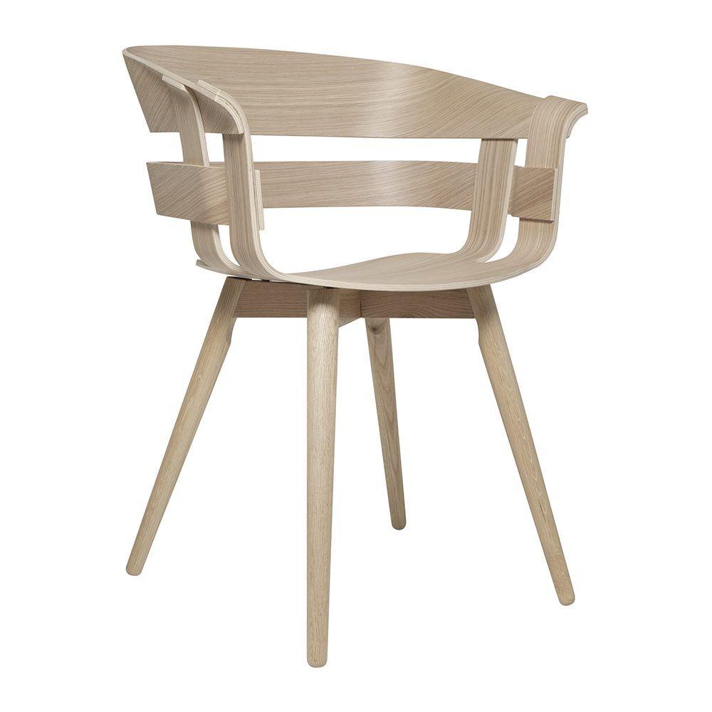 Buy Design House Stockholm Wick Chair Black Ash in 2020