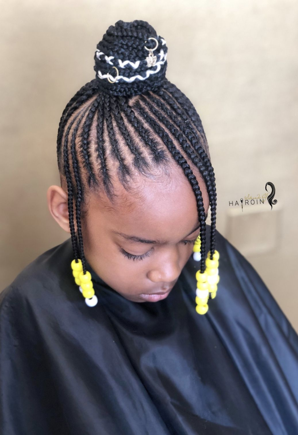 Little Girl Braid Styles Image By Victoria Phinisee On Little Girl