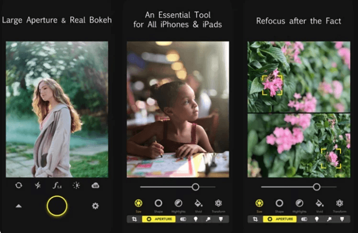 How To Control The Depth Of Field In Portrait Shots In Ios Devices Depth Of Field Portrait Shots All Iphones