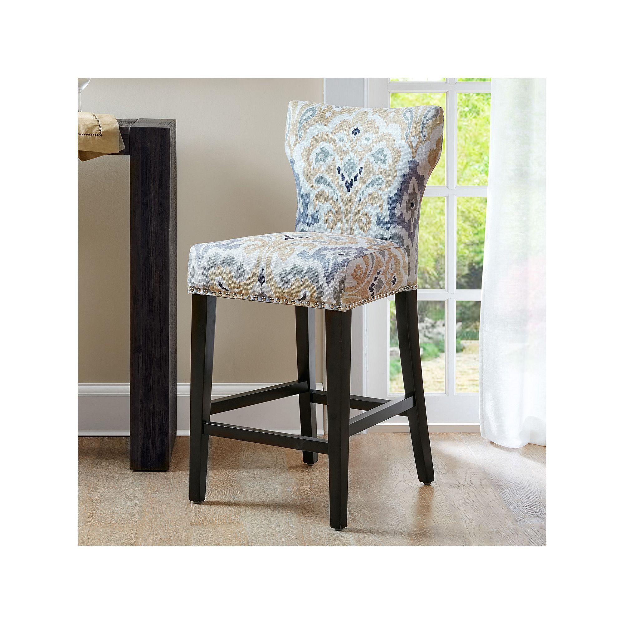 Madison Park Emilia Counter Stool   Counter stools, Stool, Home ...