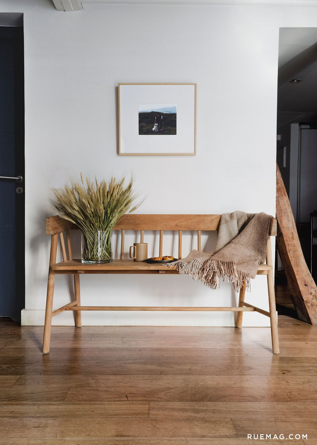 Surprising Editor Obsession Hk Livings Wooden Bench Rue In 2019 Alphanode Cool Chair Designs And Ideas Alphanodeonline