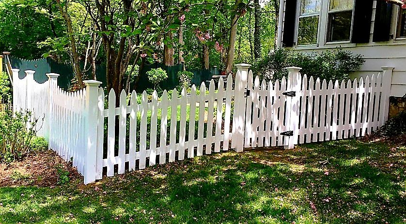 wood fence ideas - Wood fence design includes many types of wood
