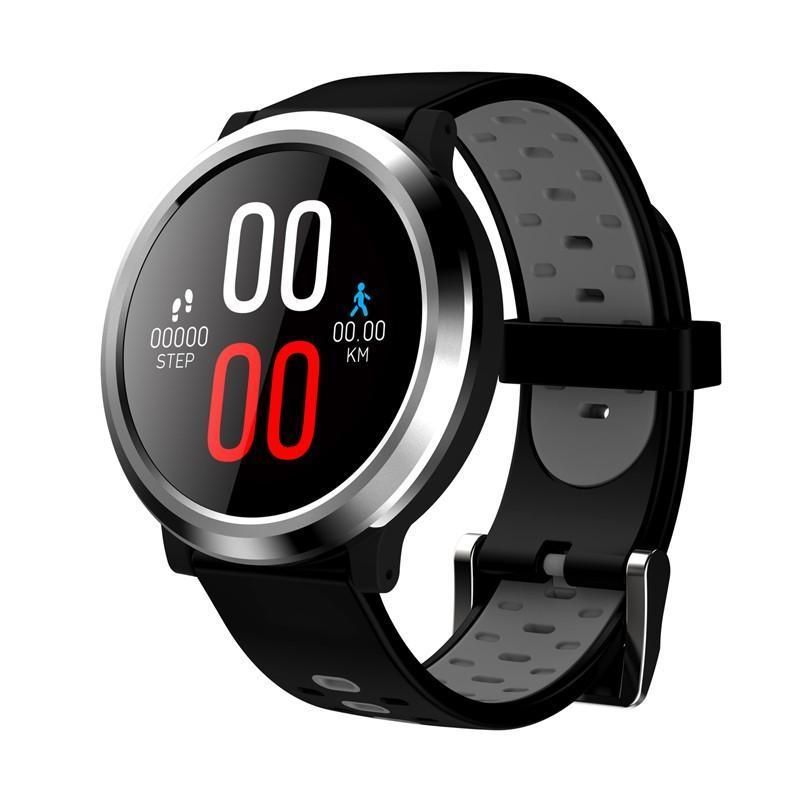 0852b070a88 eBay  Sponsored Q68 Smart Sport Watch 3D Dynamic UI Heart Rate Blood  Pressure Sleep Monitor