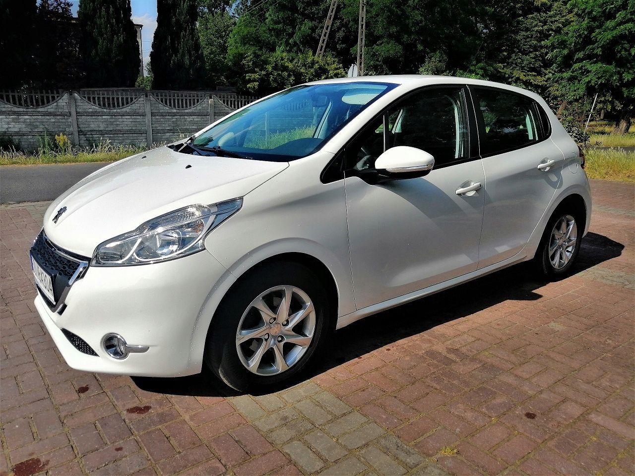 Peugeot 208 1 4 Hdi Stan Idealny 8264513972 Oficjalne Archiwum Allegro