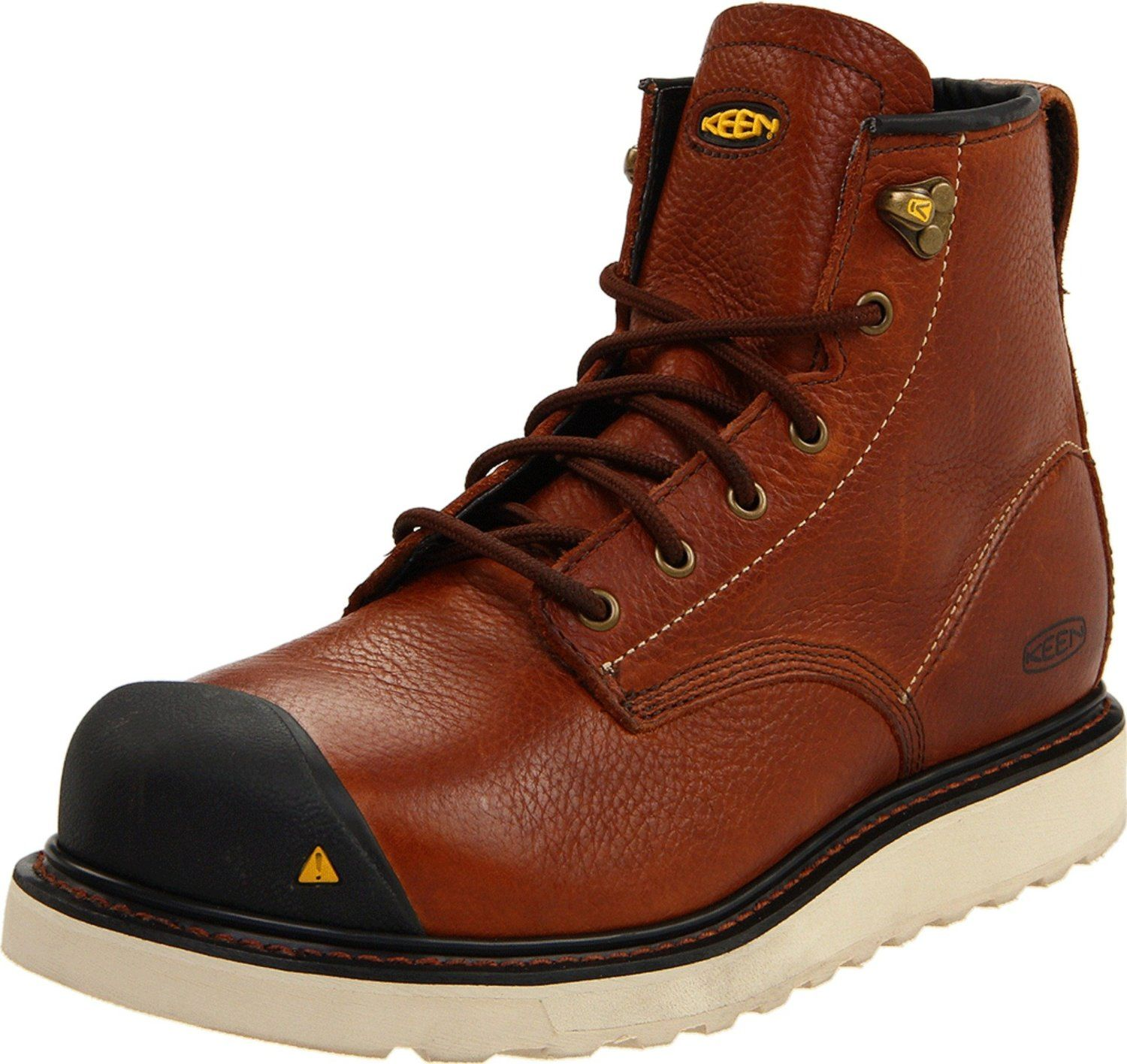 newest 2ab75 81a98 Keen Utility Men's California Work Boot: Shoes | Boots in ...