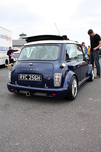 Custom Mini Vtec Mini Cooper Pinterest Minis Classic Mini