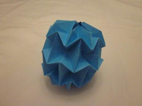 Oriland origami magic ball wonders.