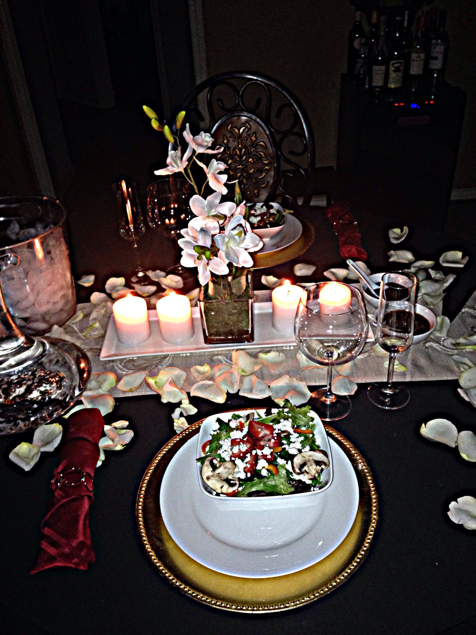Couples Dinner Party Ideas Part - 41: Dinner Ideas, Romantic, Couples, Date Night, Date Ideas,