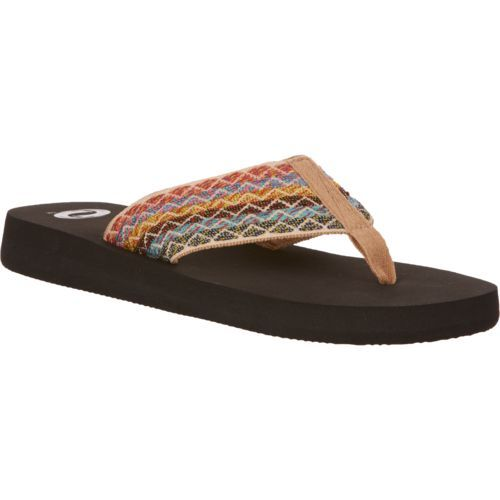 d4f508da68c10 O Rageous Women s Belted Flip-Flops - view number 2