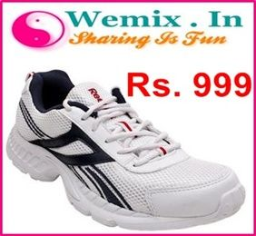 reebok shoes at just rs 999