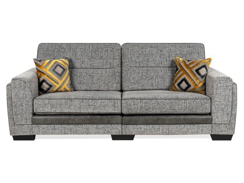 Helena 4 Seater Sofa Standard Back | Sofa shop, Flooring ...
