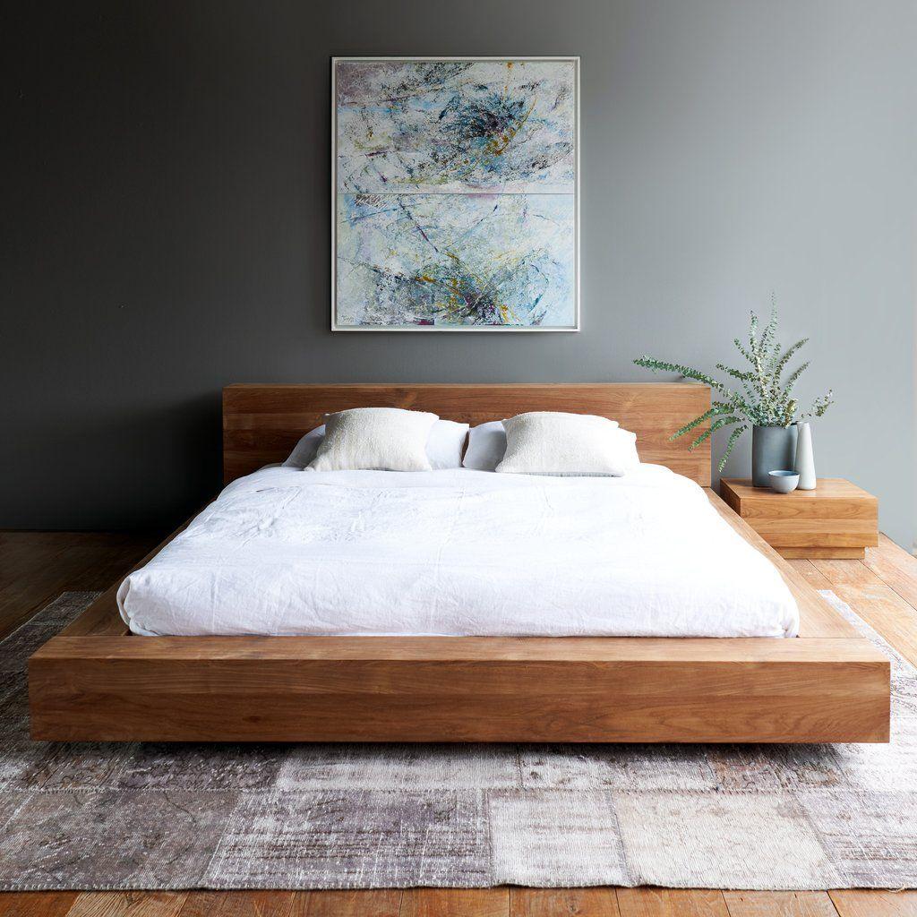 Teak Bed Frame Madra Australian Queen Size Murphy Bed Ikea Bedroom Design Bed Frame