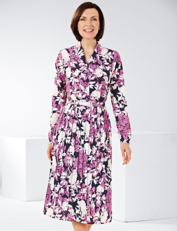 Dresses Summer Dresses For Women Pleated Dress [ 1500 x 1150 Pixel ]